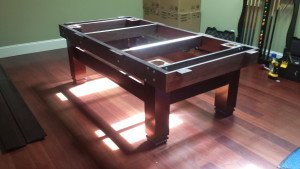 Correctly performing pool table installations, Providence Rhode Island