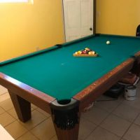 Conelly Billiards Pool Table