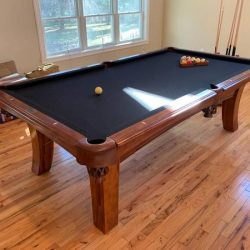 LEGACY BILLIARDS ELLA MODEL POOL TABLE 8'